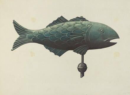Weather Vane (Fish)