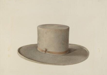 Shaker Man's Hat