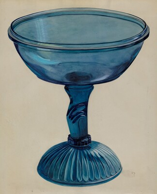 Blue Compote