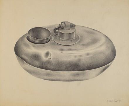 Hot Water Dish and Beaker