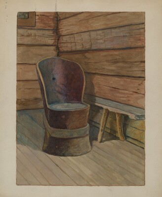 Muskego Church Chair