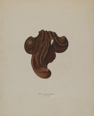 Ornamental Iron Leaf