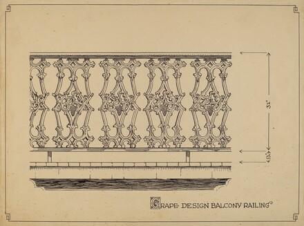 Grape Design Balcony