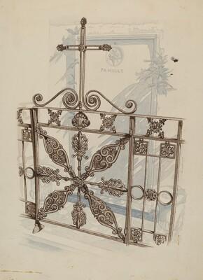 Iron Fence and Railing
