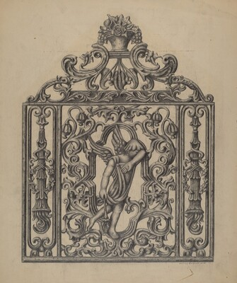 Cast Ornament