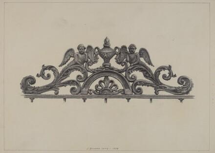 Cast Iron Gate Top