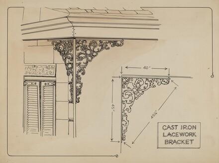 Iron Work on Balcony
