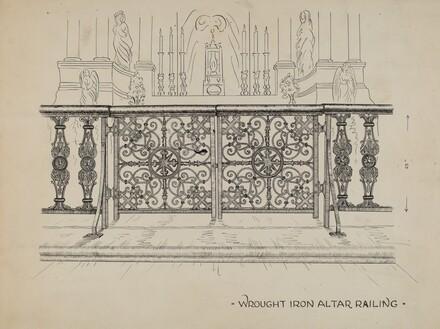 Altar Railing