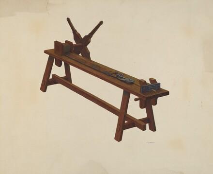 Jeweler's Wire Making Machine