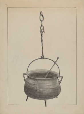 Kettle with Spoon