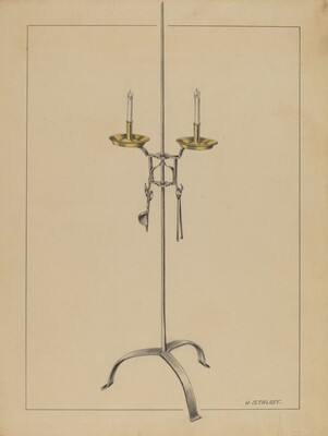 Candlestick Stand