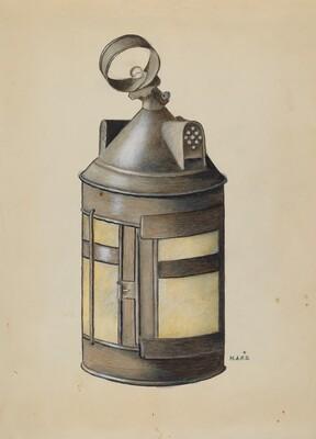 Dormer Window Lantern