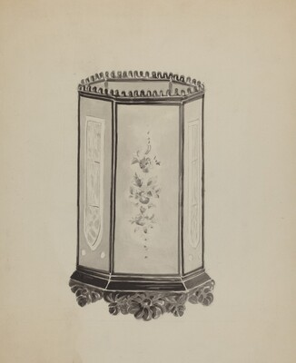 Hall Candle Lantern
