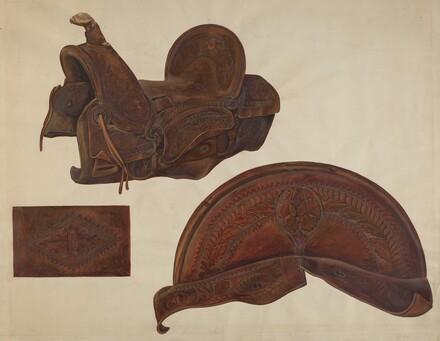 Double Rig Saddle