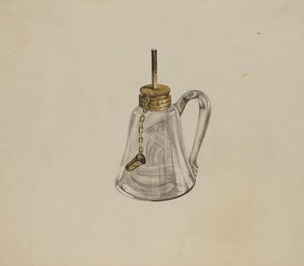 Camphene Lamp