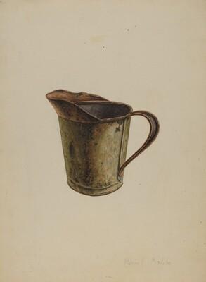 Tin Measuring Cup