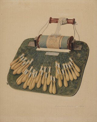 Hand Lace Loom