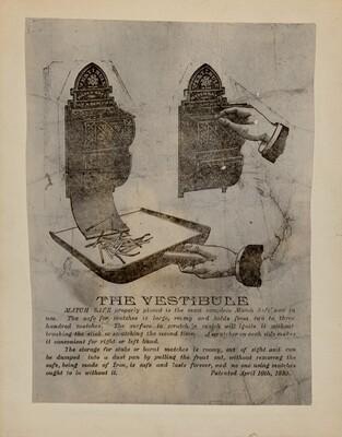 Match Safe Vestibule