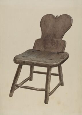 Pa. German Chair