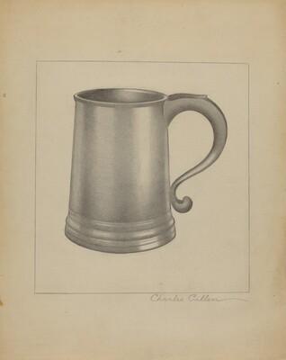 Pewter Mug
