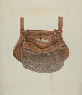 Physicians's Saddle Bag