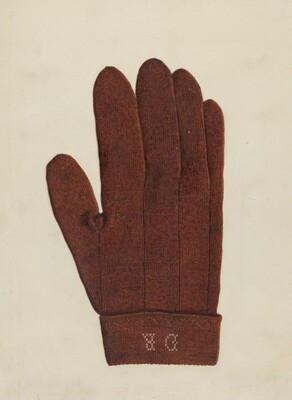 Shaker Glove