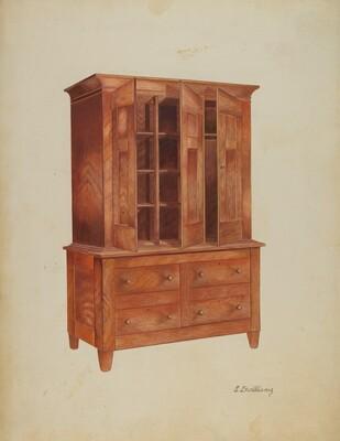 Shaker Cabinet