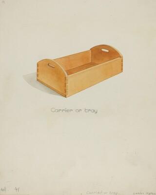 Shaker Tray