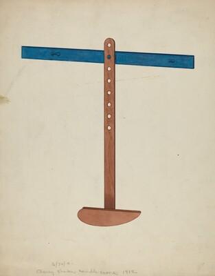 Shaker Lamp Stand