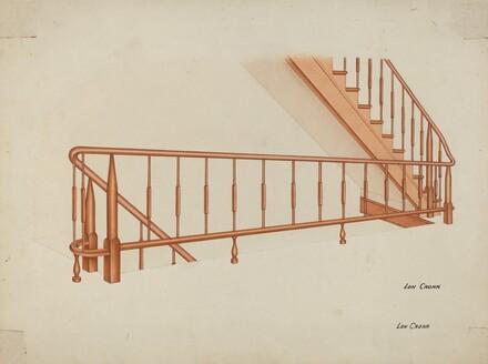 Shaker Stairway