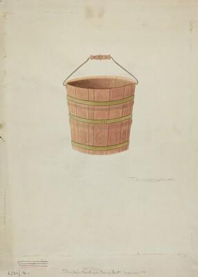 Shaker Cedar Bucket