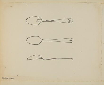 Silver Demi-tasse Spoon