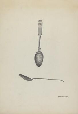 Silver Teaspoon