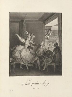 Estampes pour servir a l'Histoire  des  Moeurs et du Costume ... (volume III)