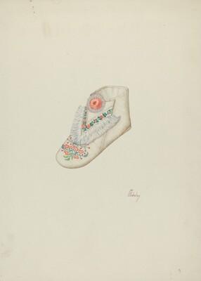 Baby's Shoe
