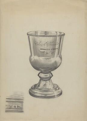Silver Communion Cup
