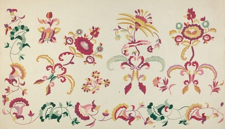Embroidery from Bedspread