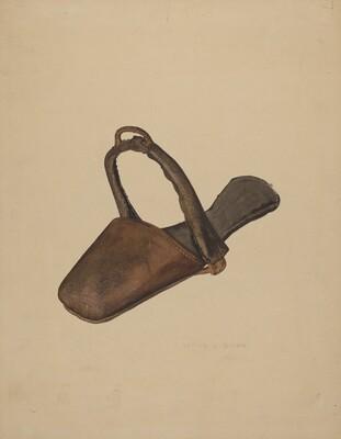 Stirrup Shoe