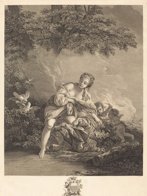 Venus et les amours