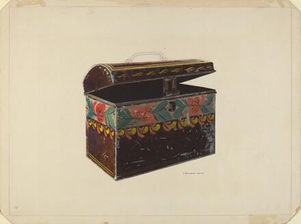 Toleware Document Box