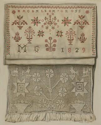 1829 Show Towel