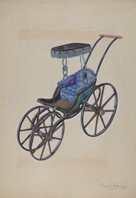 Doll Go-Cart