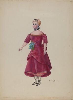 Doll-- Cornelia