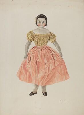 Doll - Annie Sampson