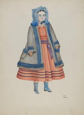 Doll - Rose Bates