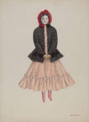 Doll - Flora Richardson