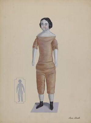 Doll - Nancy Lou