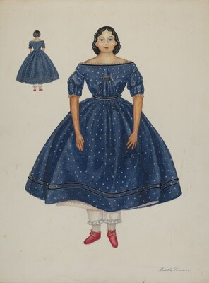 Doll - Sarah