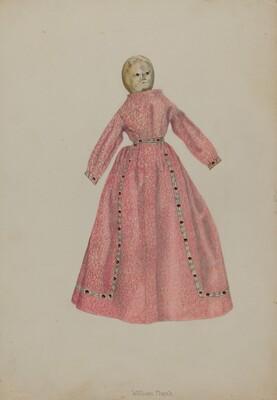 Gingham Doll