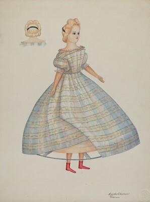 Doll - Nellie Bates